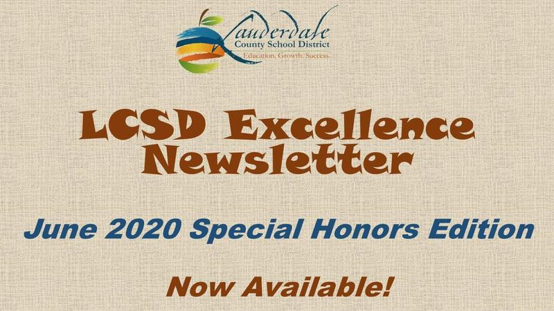 LCSD Newsletter Graphic