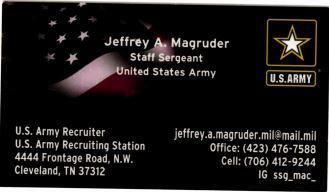 US Army Information
