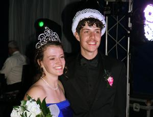 Lord and Lady 2021 / Kade Adams & Lexi Clift