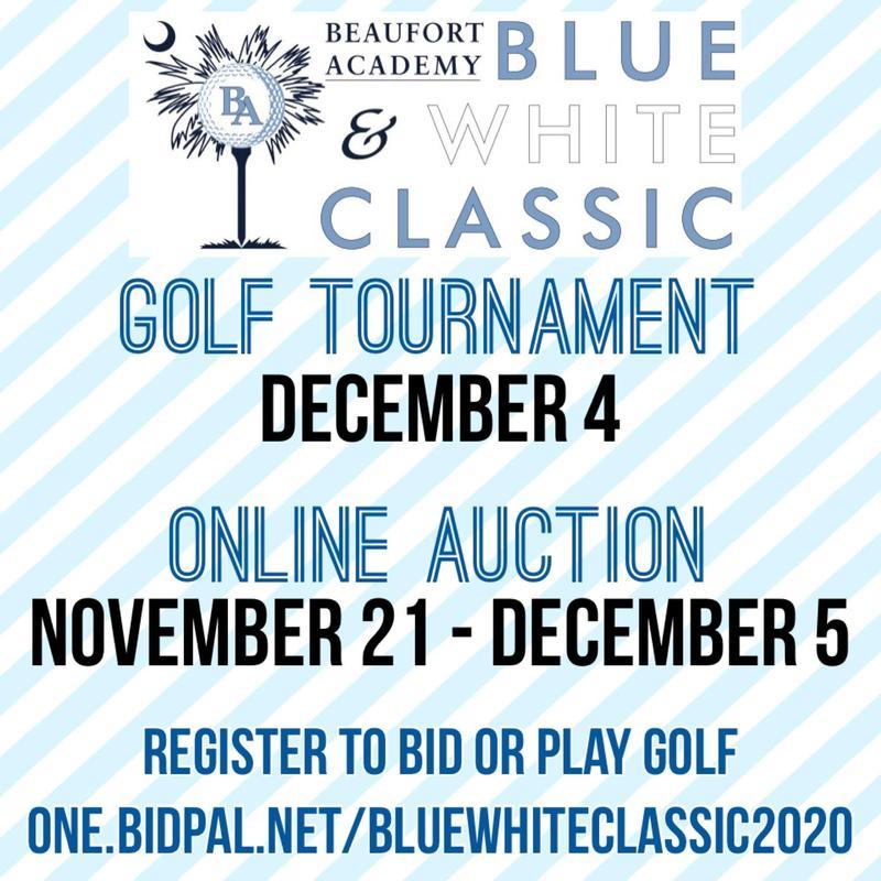 Blue & White Classic Golf Tournament Featured Photo