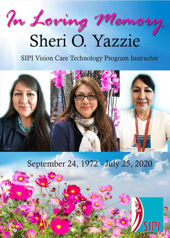 In Loving Memory of Sheri O. Yazzie Featured Photo