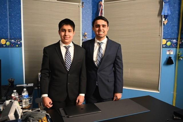 Brothers, Ishaan and Harjaisal Brar take home top prizes at the international science fair