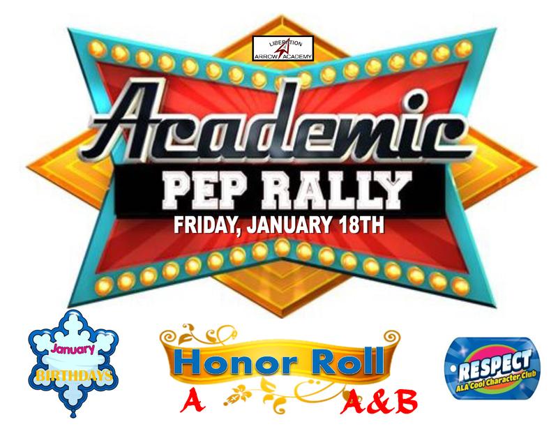 ALA Academic Pep Rally Featured Photo