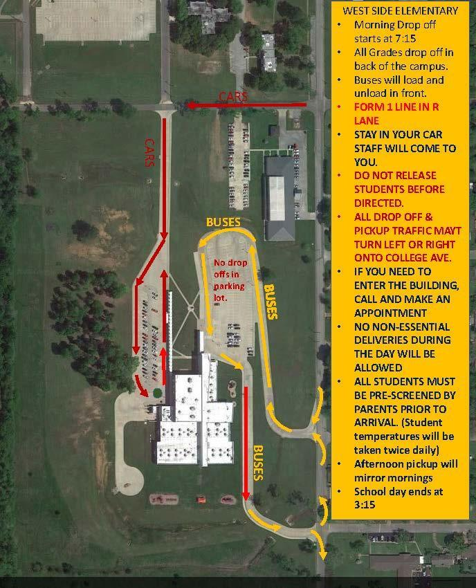 entry map for students