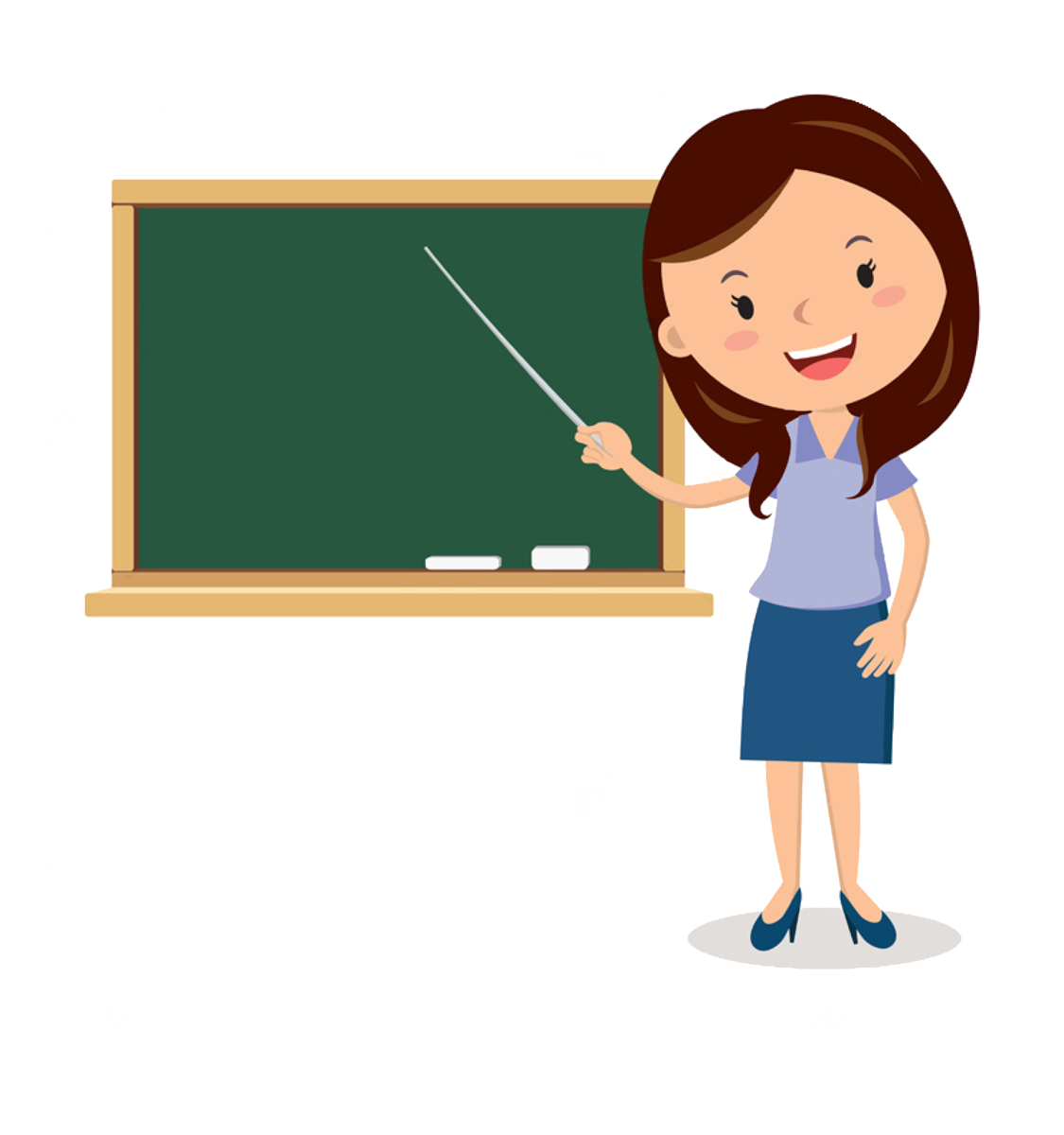 Picture of Teacher Clipart