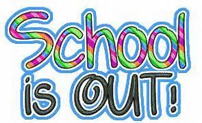School is Out!
