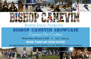 Bishop Canevin Showcase 2019