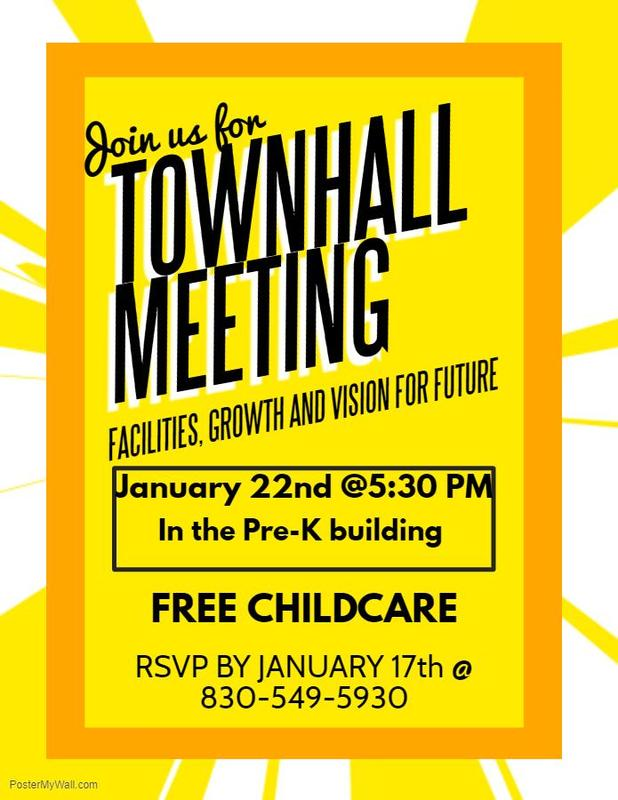 TOWNHALL MEETING IN SEGUIN Featured Photo