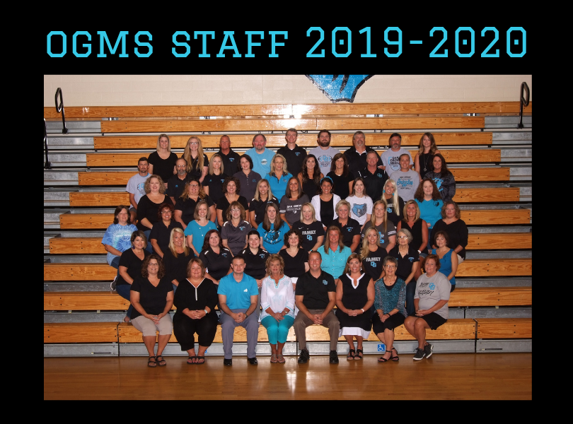 Oak Grove Middle Staff 2019-2020