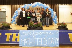 Allison Elementary's 4th Grade students take 2nd Place at the Math Field Day - Congratulations to all of our Gators that won 2nd Place at the Math Field Day held at Garey High School. We are proud of your academic success!