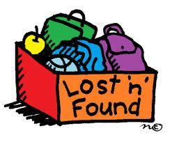 Lost and Found at MBMS Thumbnail Image
