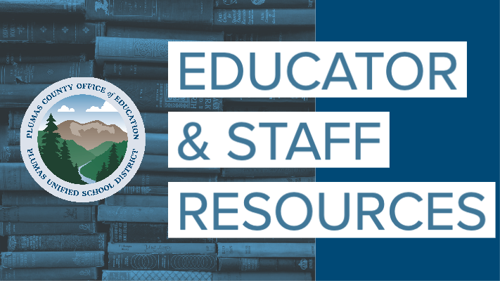 Educator and staff resources
