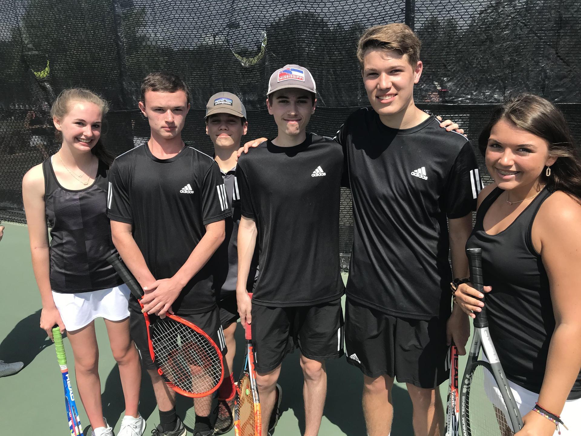 WLHS Tennis