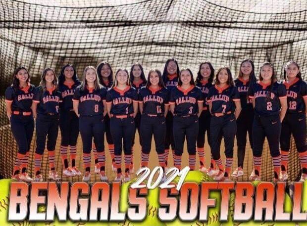 GHS softball girls