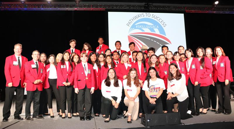 SkillsUSA Wins Gold, Silver, and Much More at State Conference Featured Photo