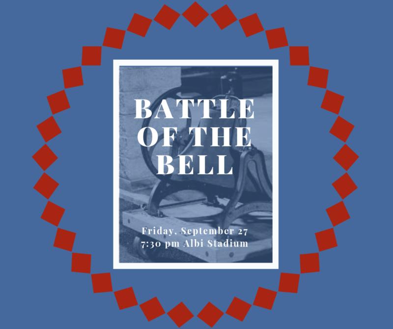 Battle of the Bell Logo