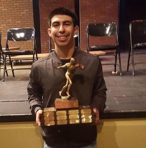 Congrats Jose Gallegos