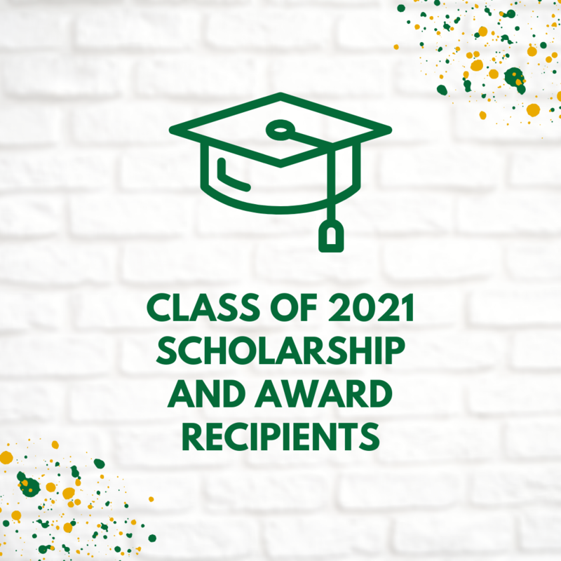 Class of 2021 Scholarships and Awards thumbnail