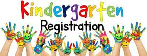 Kindergarten Regisration