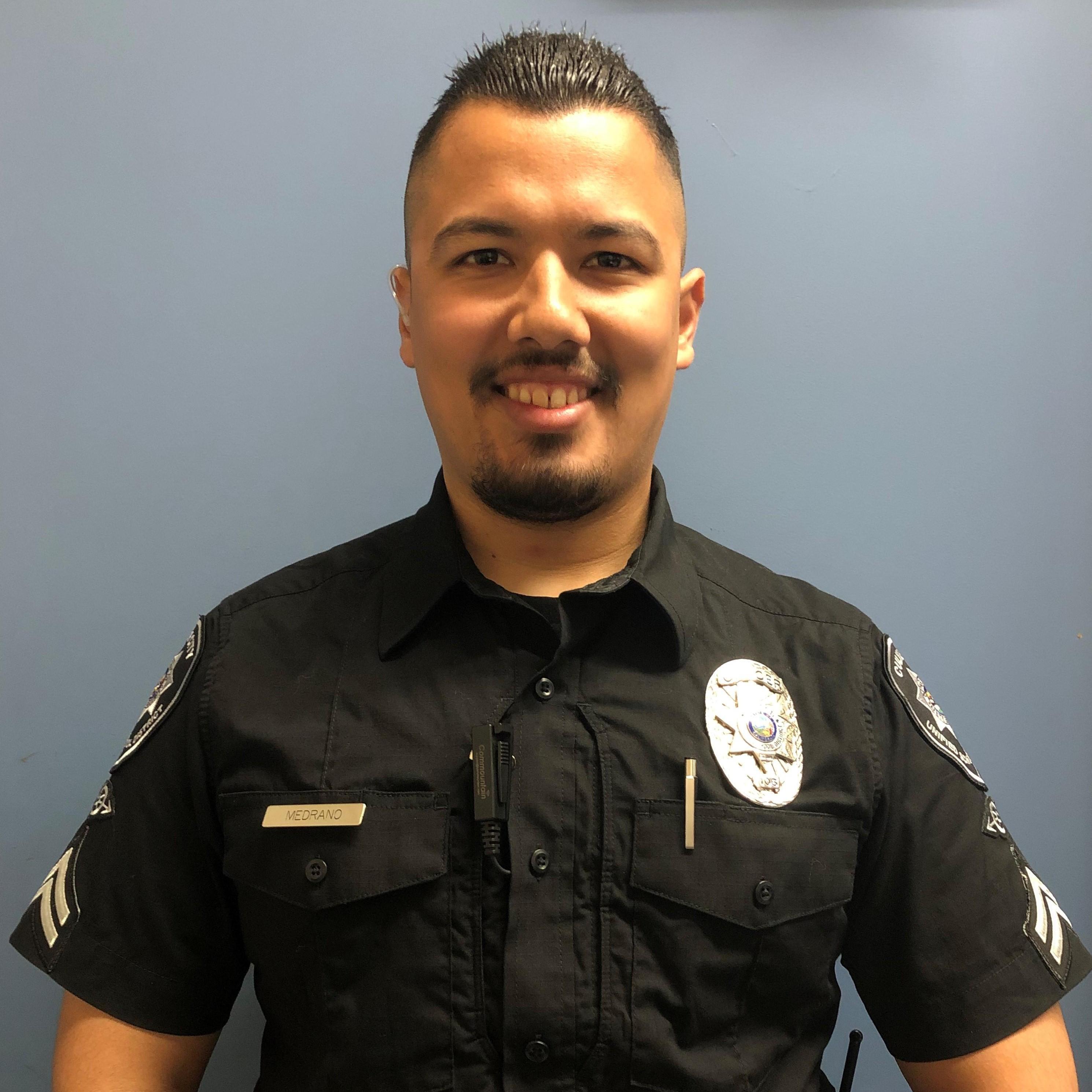Sgt. Franko Medrano's Profile Photo