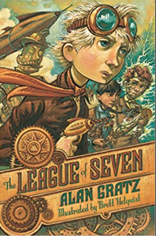 Book Cover League of Seven