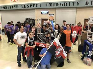Waxahachie FIRST Robotics Team