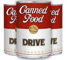 Forest Park Annual Can Drive!  Please bring in a canned good to support those in need! Featured Photo