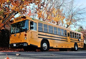 EUSD school bus photo