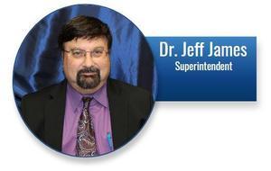 Dr. Jeff James