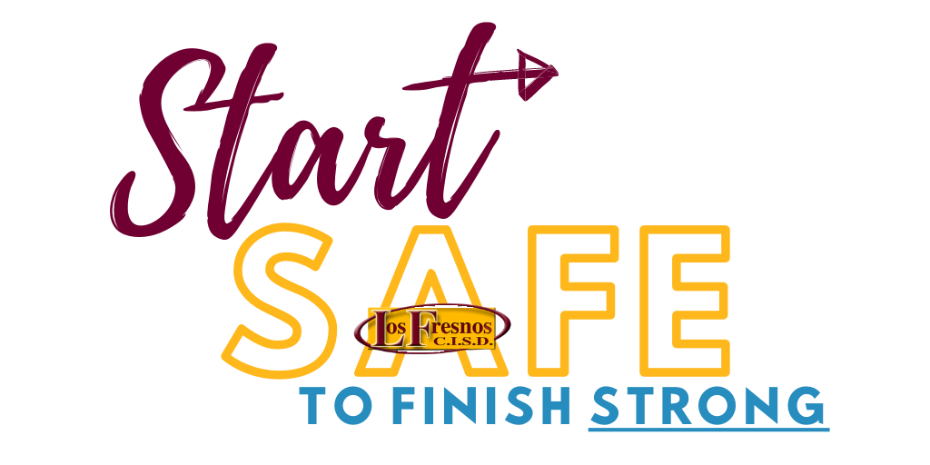 Start Safe to finish Strong site logo