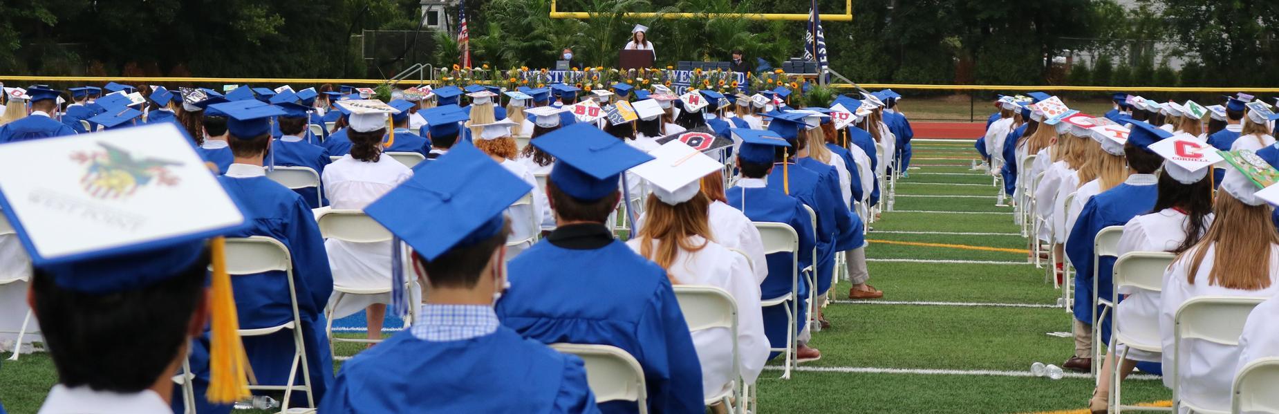 Photo of Class of 2020 graduation