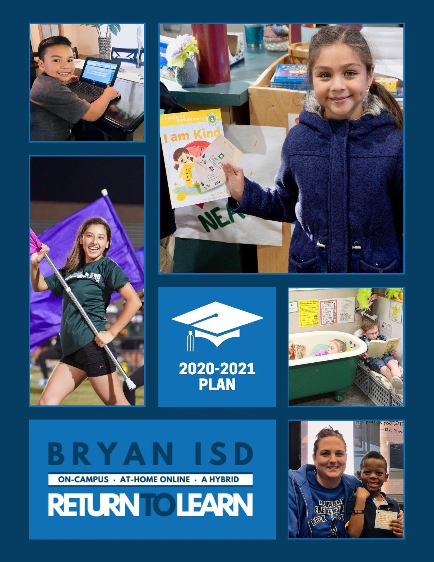 Return to Learn Plan Cover