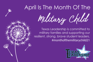 TexasLeadership_Purple Out For Military Kids.png