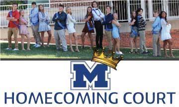 homecoming court 2021