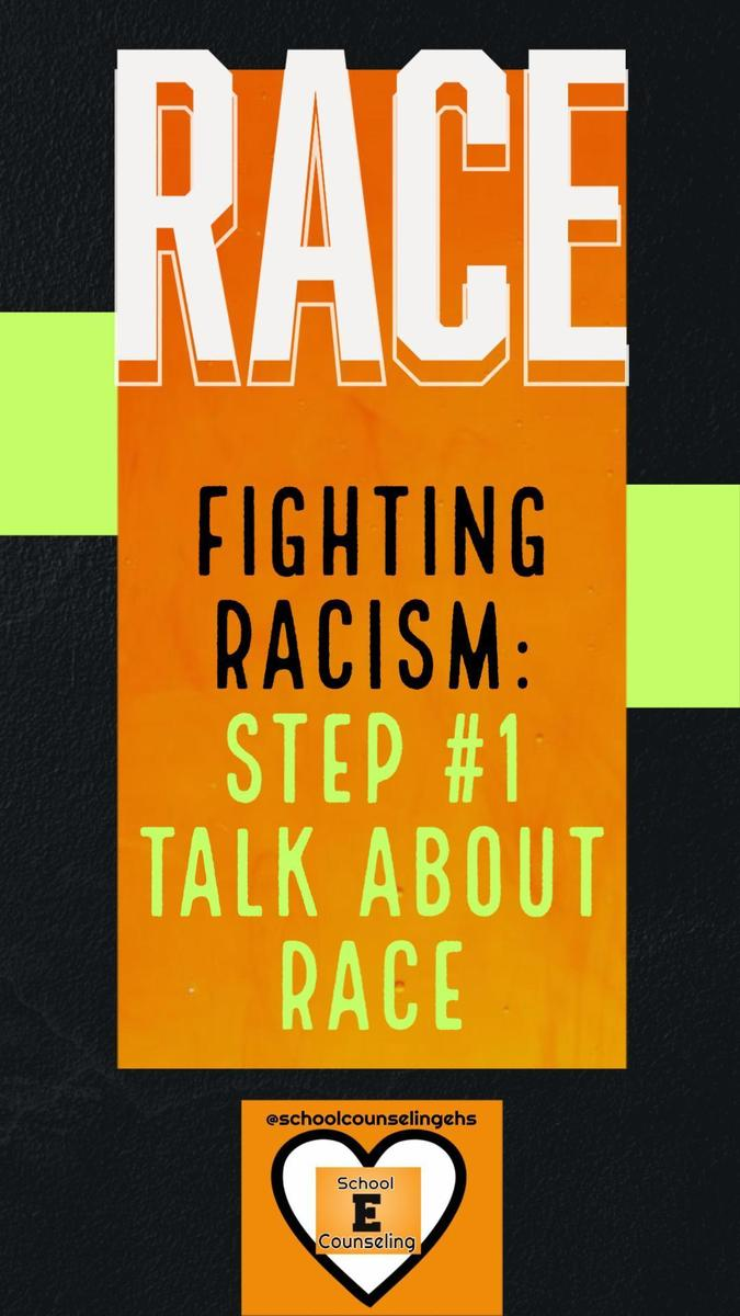 resources for talking about racism