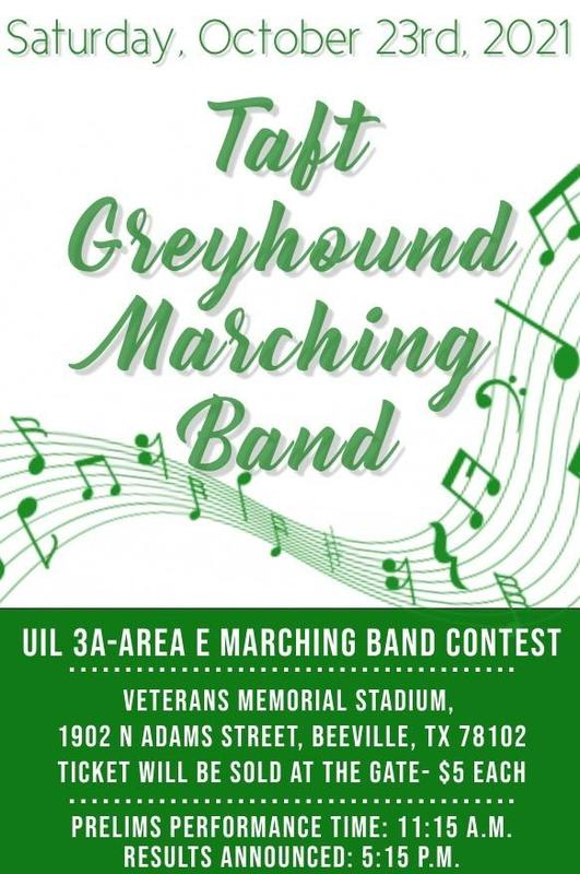 Band Area Marching Contest - Saturday, October 23rd Featured Photo