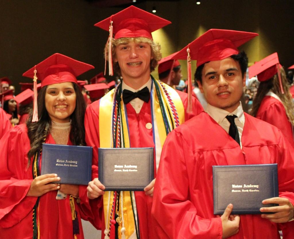 Class of 2017 Graduation