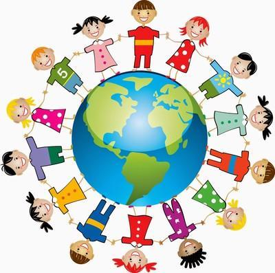 Multicutural Children Around the World