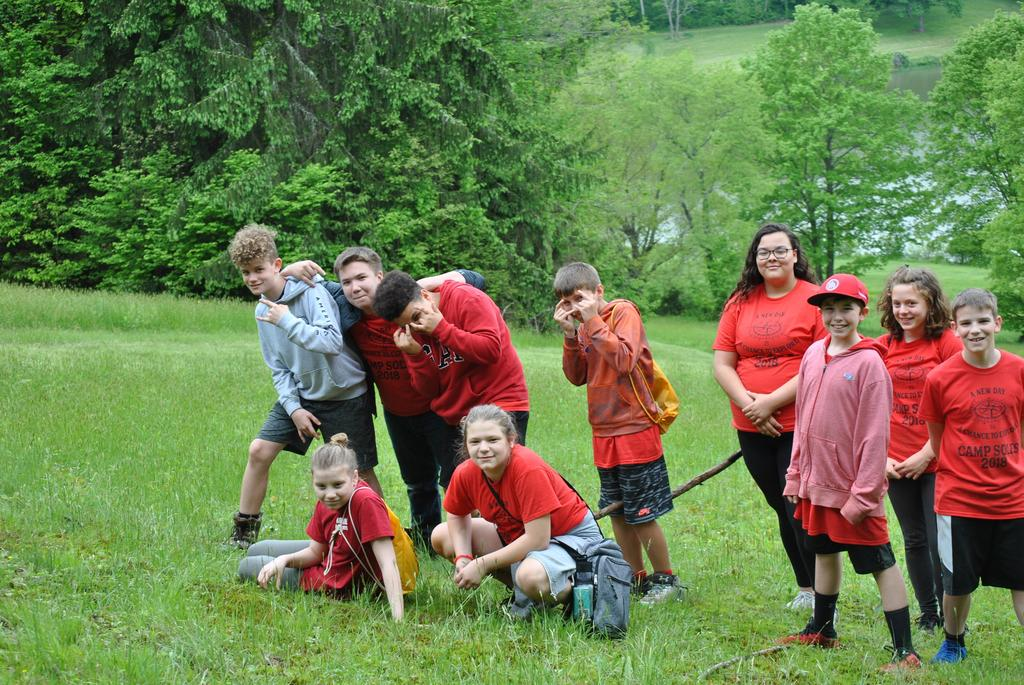 Camp Crew 2