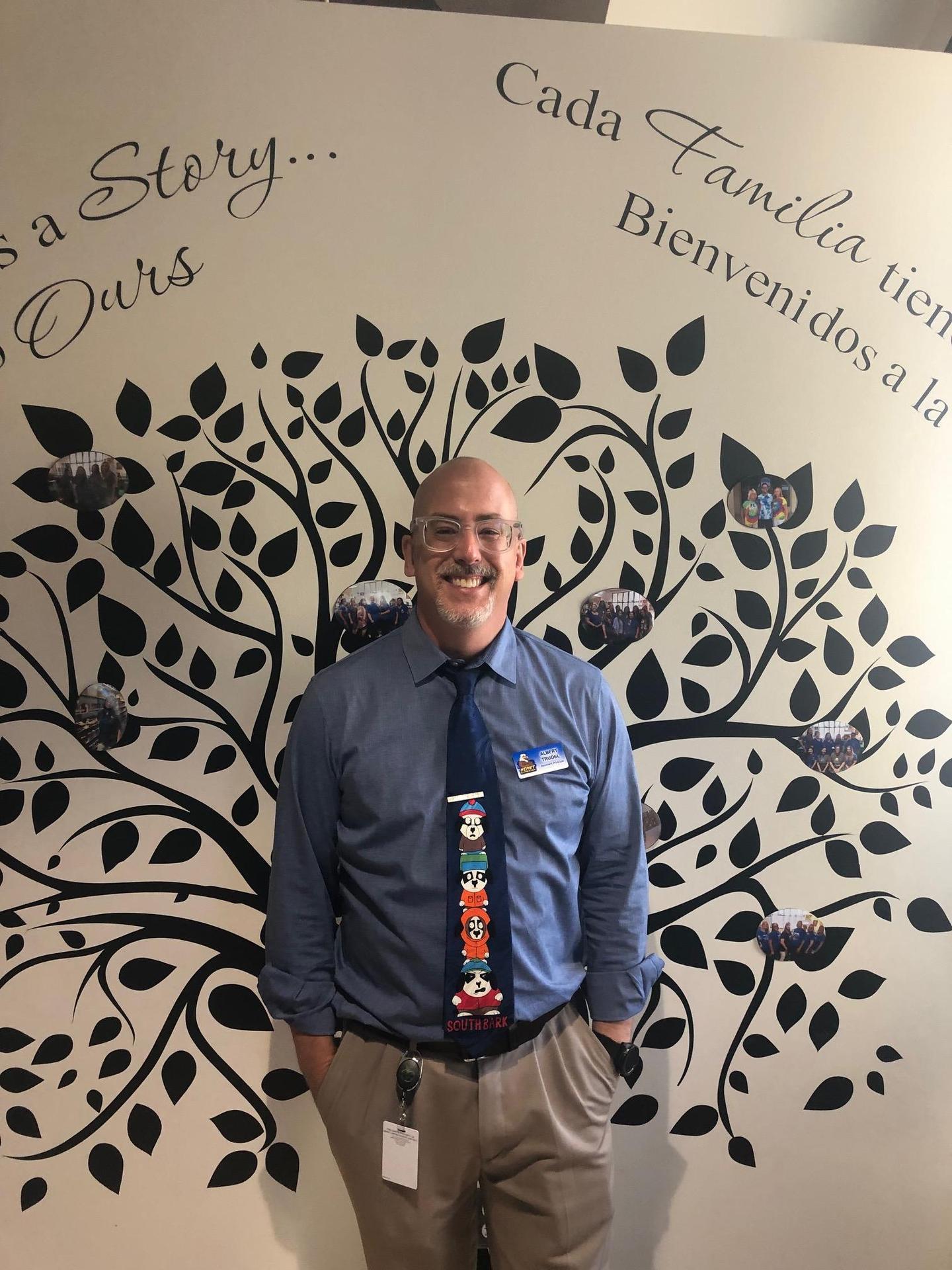 Mr. Albert Trudel, Assistant Principal