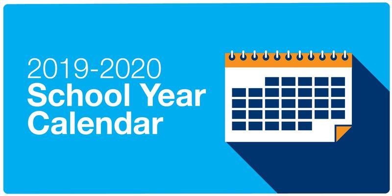 2019-2020 School Year Graphic