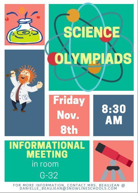 Science Olympiad Featured Photo