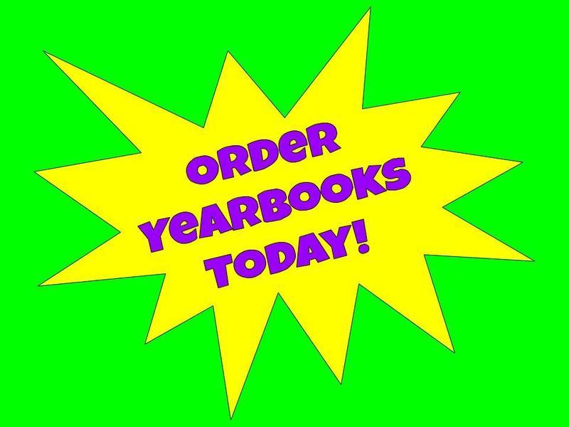 Yearbook Order Logo