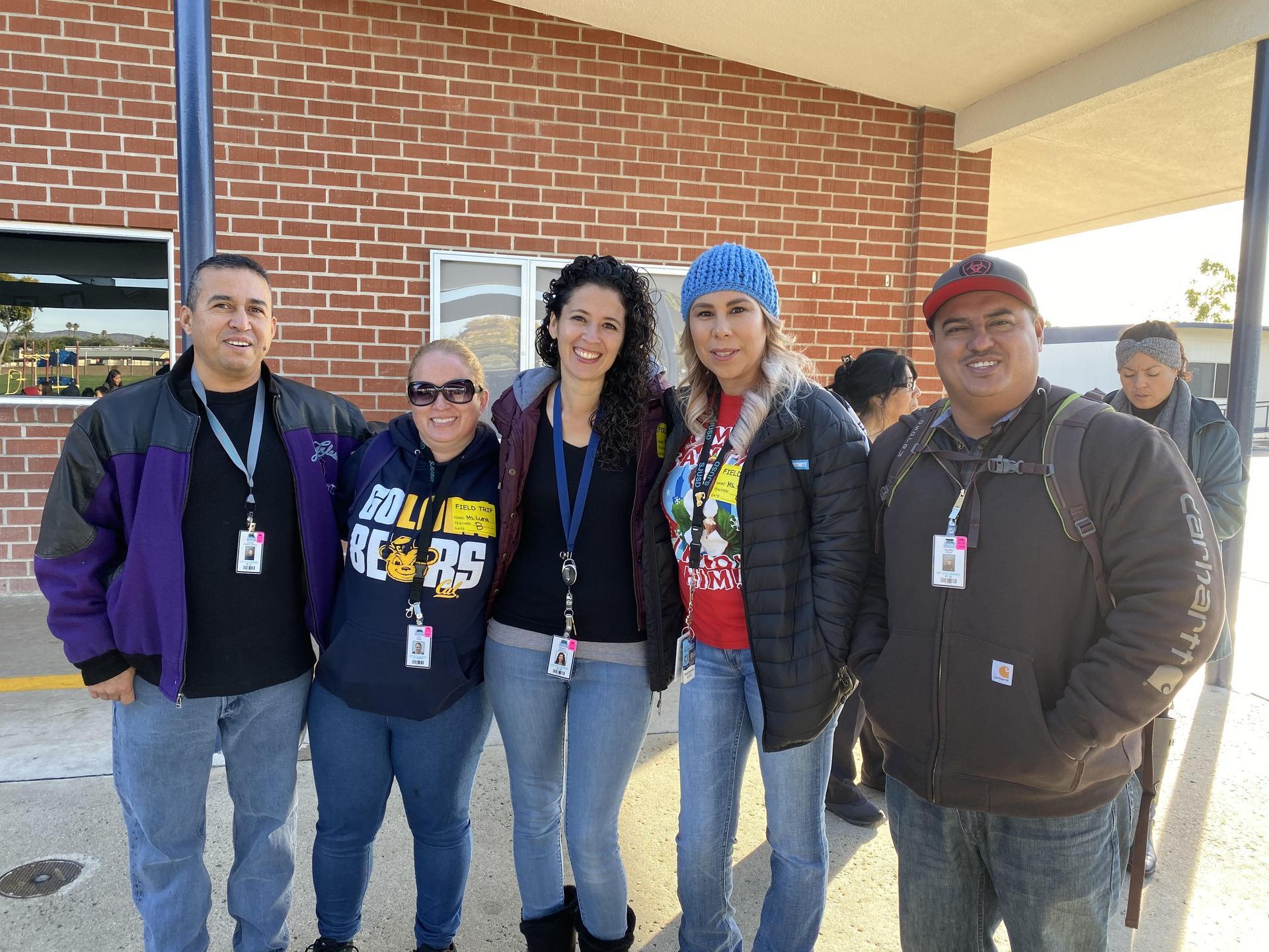 EHWLAs parent volunteers 19-20
