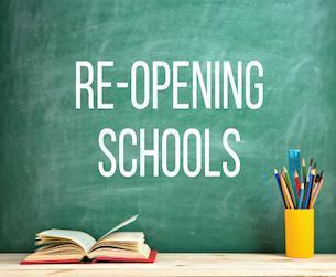 reopening schools picture
