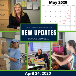 graphic for new updates April 24 2020