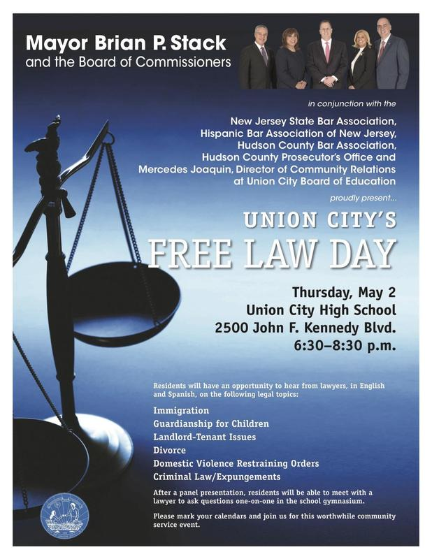 free law day flyer