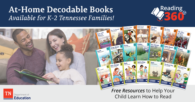 Free reading decodables for students in grades K-2