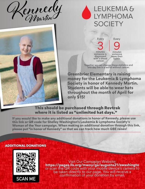 GBE Supports Kennedy Martin & the Leukemia & Lymphoma Society Featured Photo