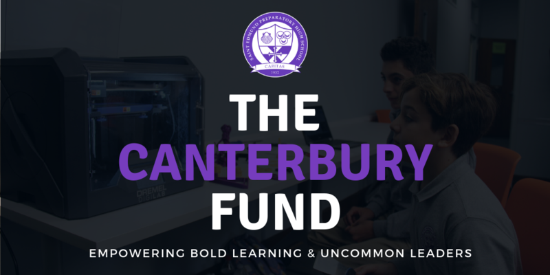 Support the Canterbury Fund Featured Photo